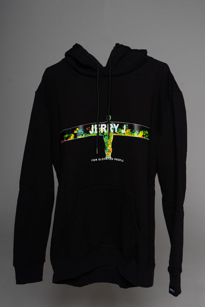 JERRY J PREMIUM ANGEL OF THE NORTH HOODIE -UNISEX
