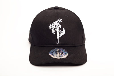 Front Of Jerry J Tribal Baseball Cap - Black