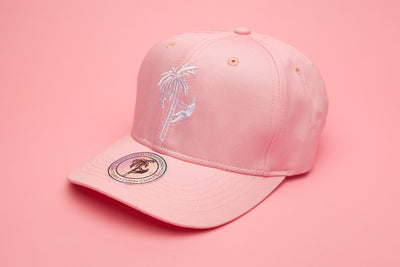 Jerry J Tribal Baseball Cap - Pink