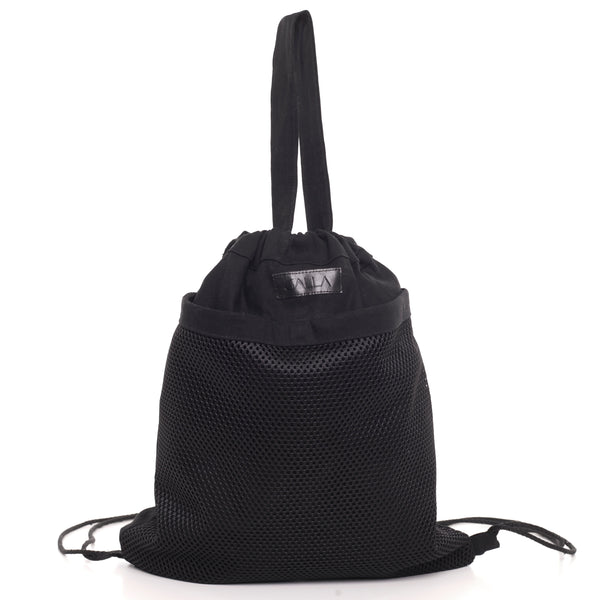 *KLY Black Drawstring Bag