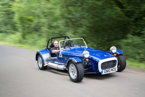 Caterham Seven Weekend Hire (Friday to Monday)
