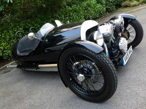 3 Wheeler Morgan Weekend Hire (Friday to Monday)