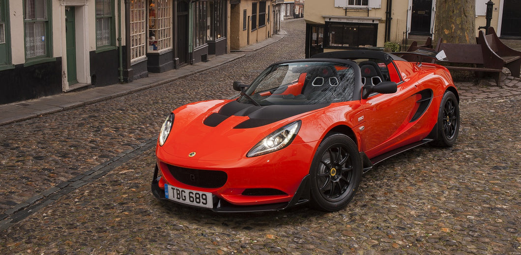 Lotus Elise Full Day Hire