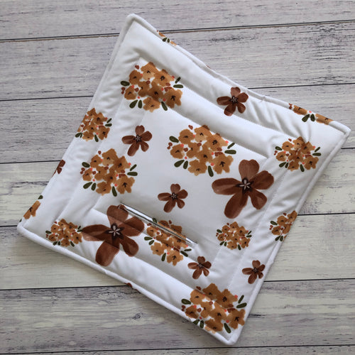 Desert Flowers Mini Oops-A-Daisy Pad