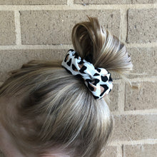 Animal Print Scrunchie