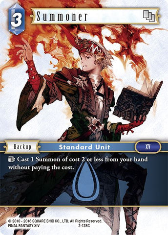 2-128C - Summoner - Common