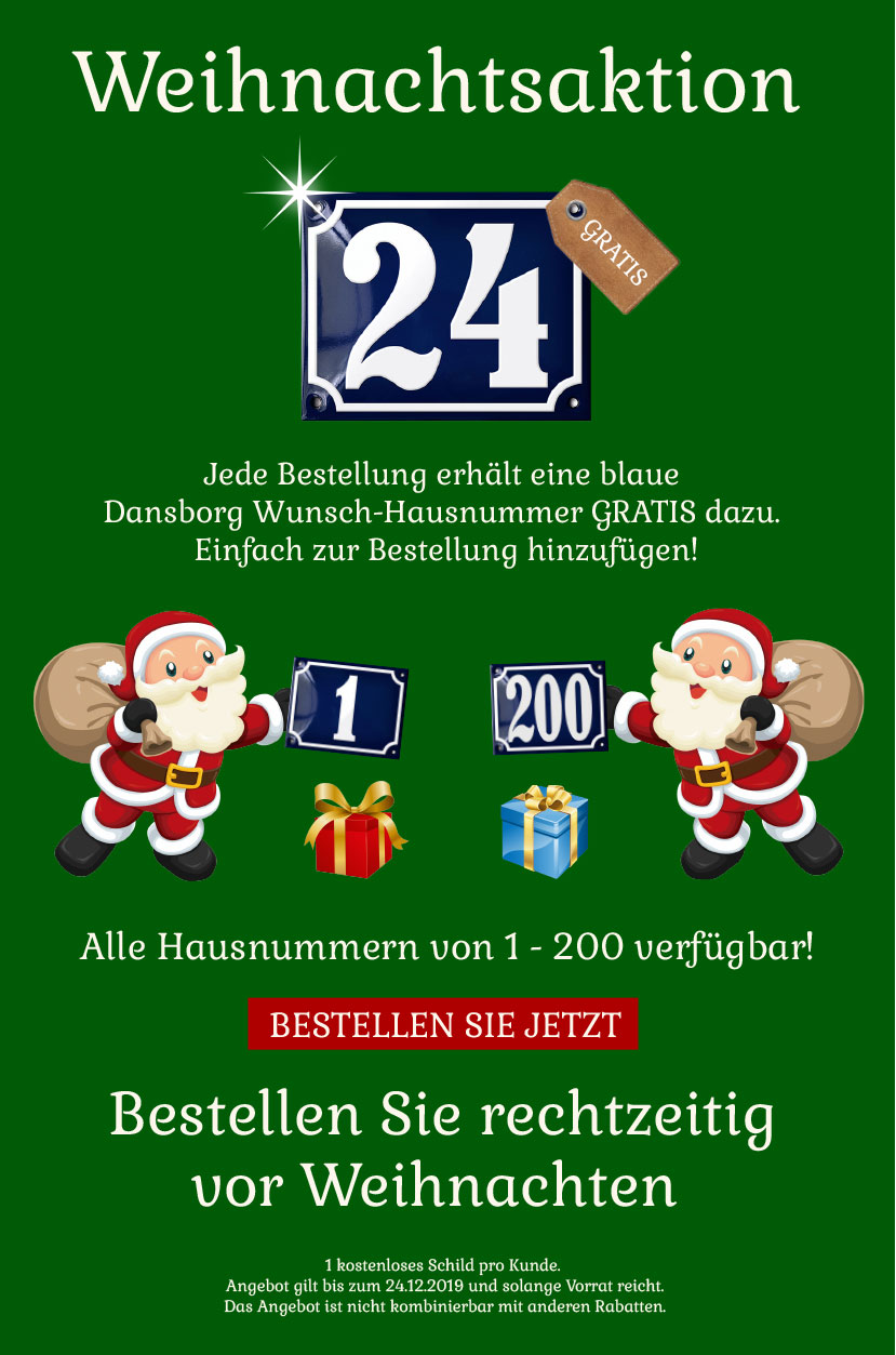 Ramsign Weihnachtsaktion 2019