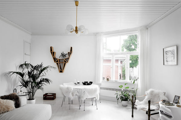 Inside designer Bette Eklund's home in Turku