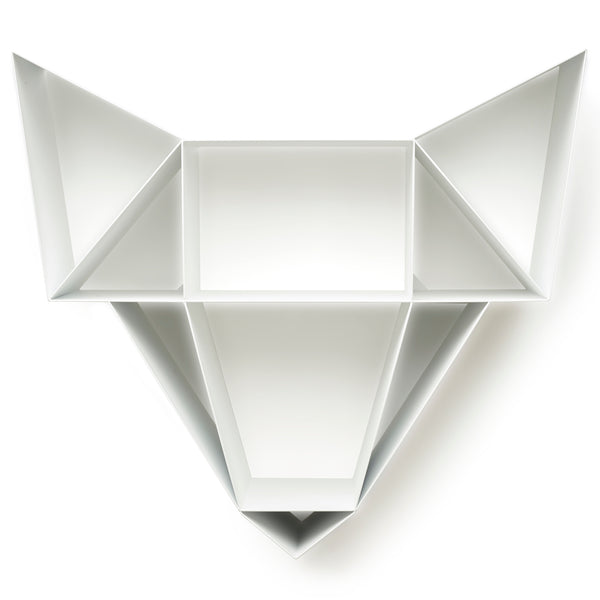 Wolf Shelf White