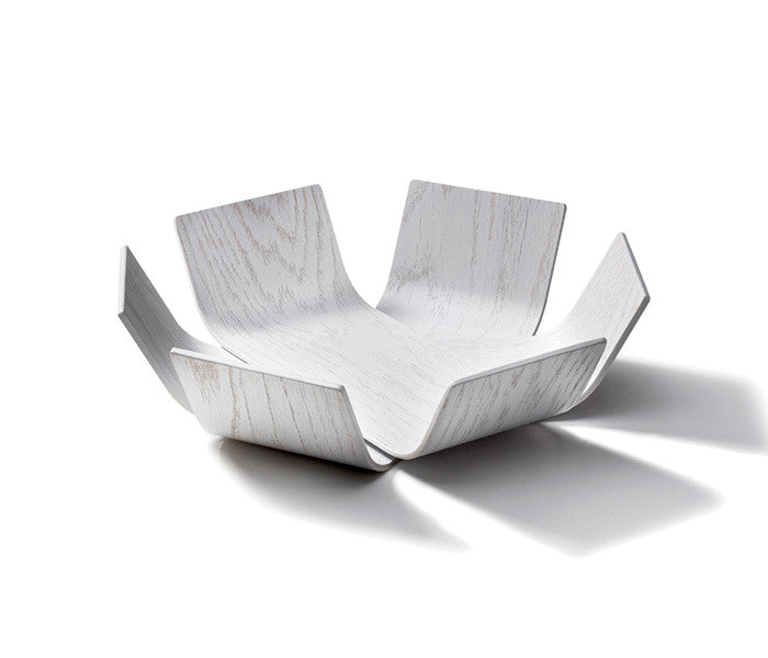 Lily Bowl Small White