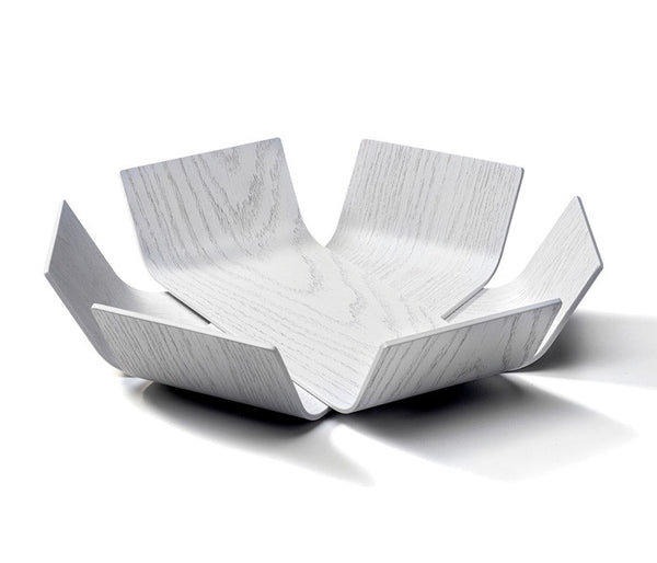 Lily Bowl Medium White