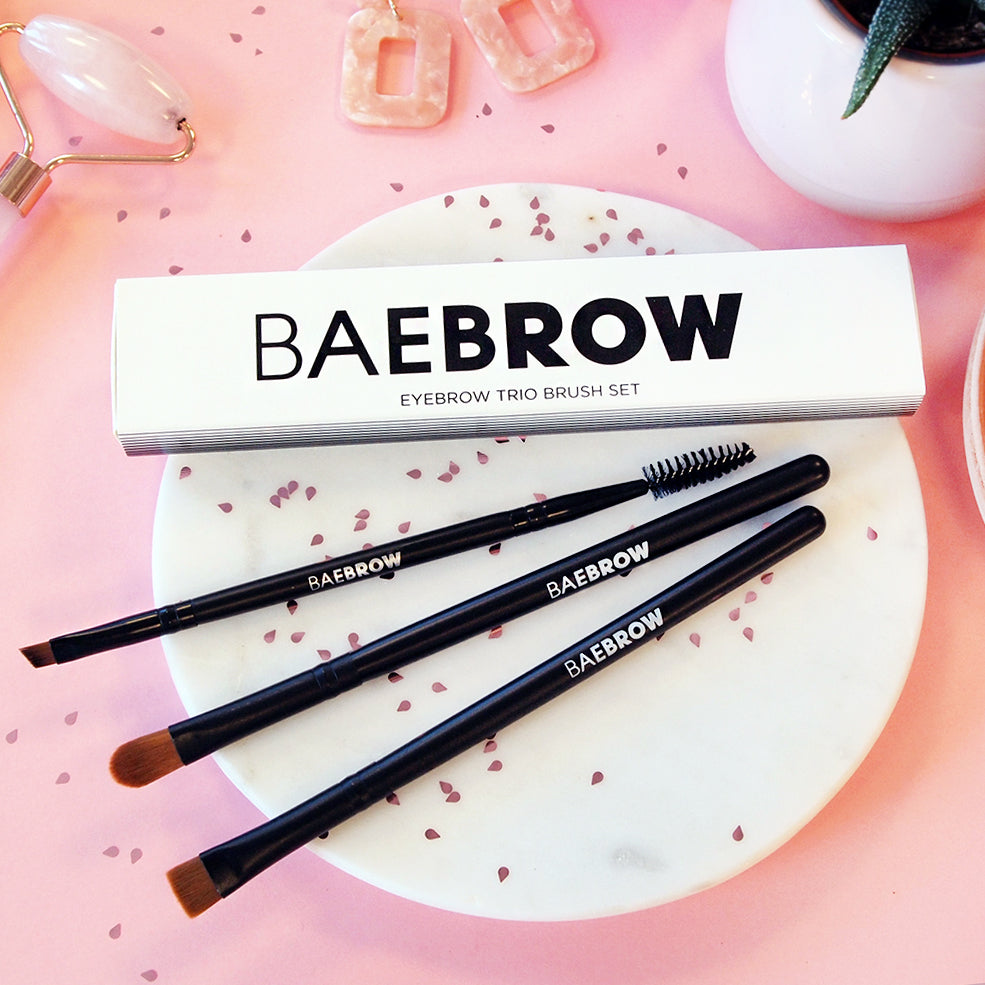 Complete Brow Styling Gift Set - BAEBROW Instant Tint for Eyebrows