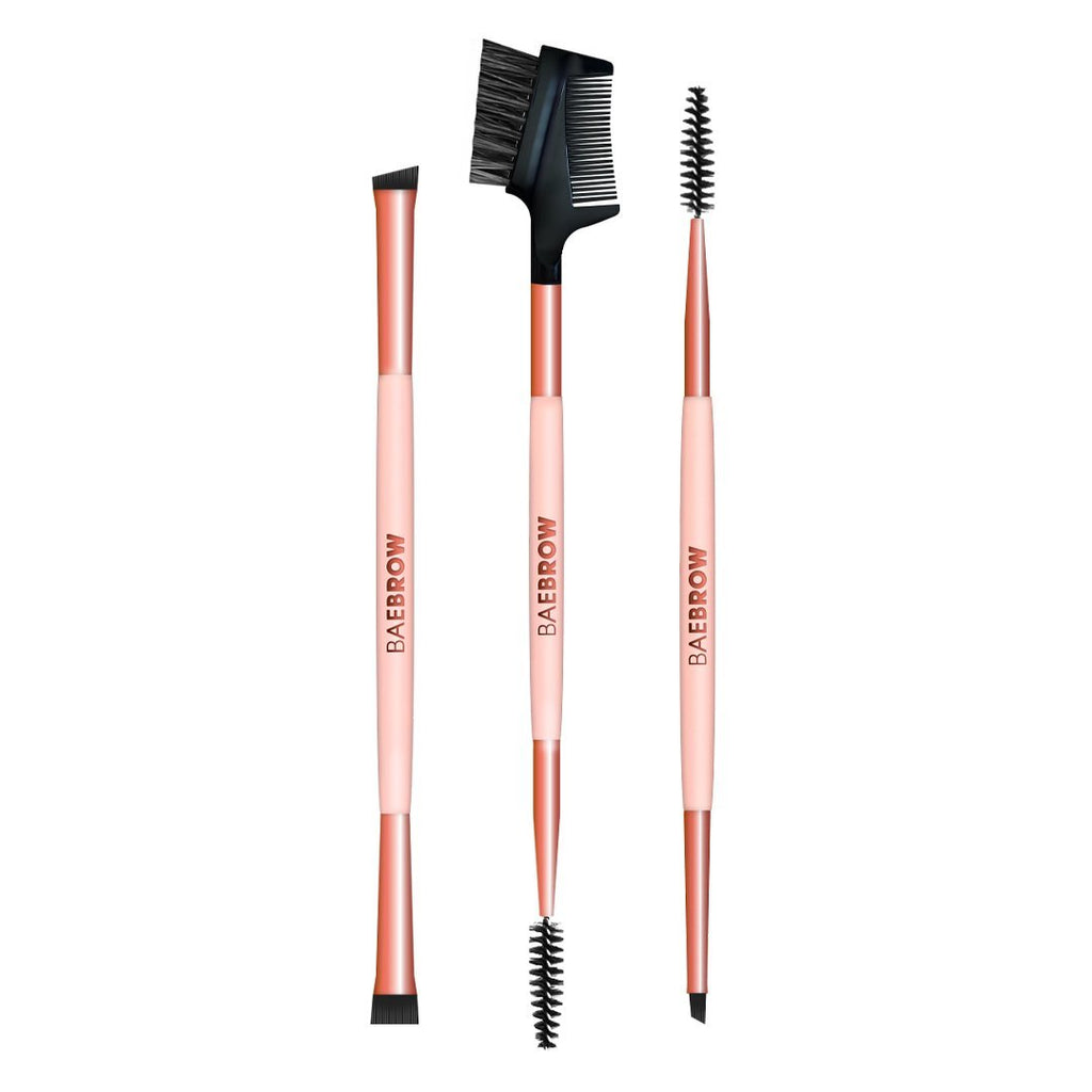 Brush Trio - Essential Brow and Lash Styling Kit