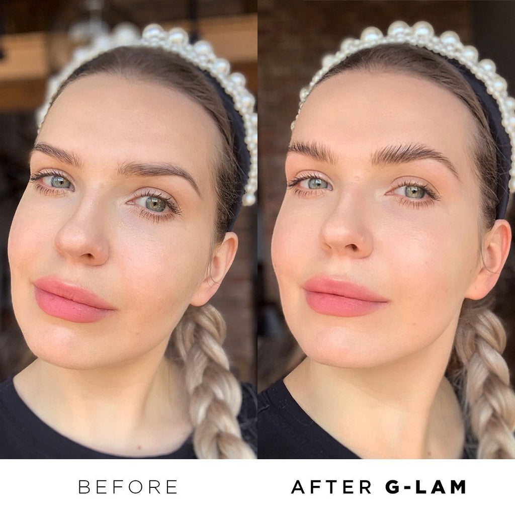 G-LAM Clear Brow Gel