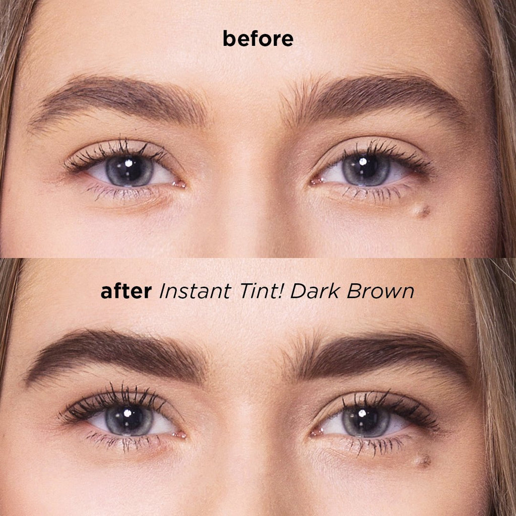Instant Tint! Dark Brown - BAEBROW Instant Tint for Eyebrows