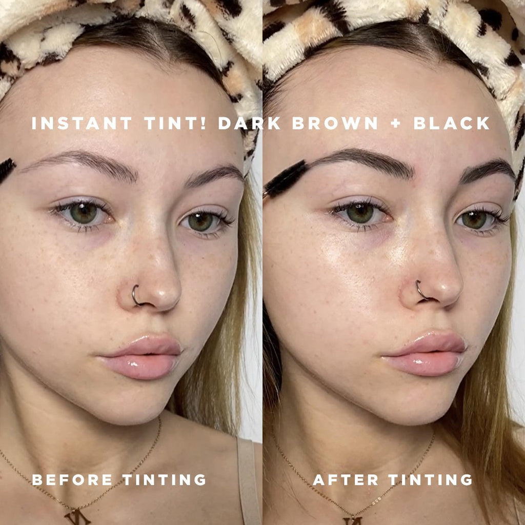 Instant Tint! Set Dark Brown + Black