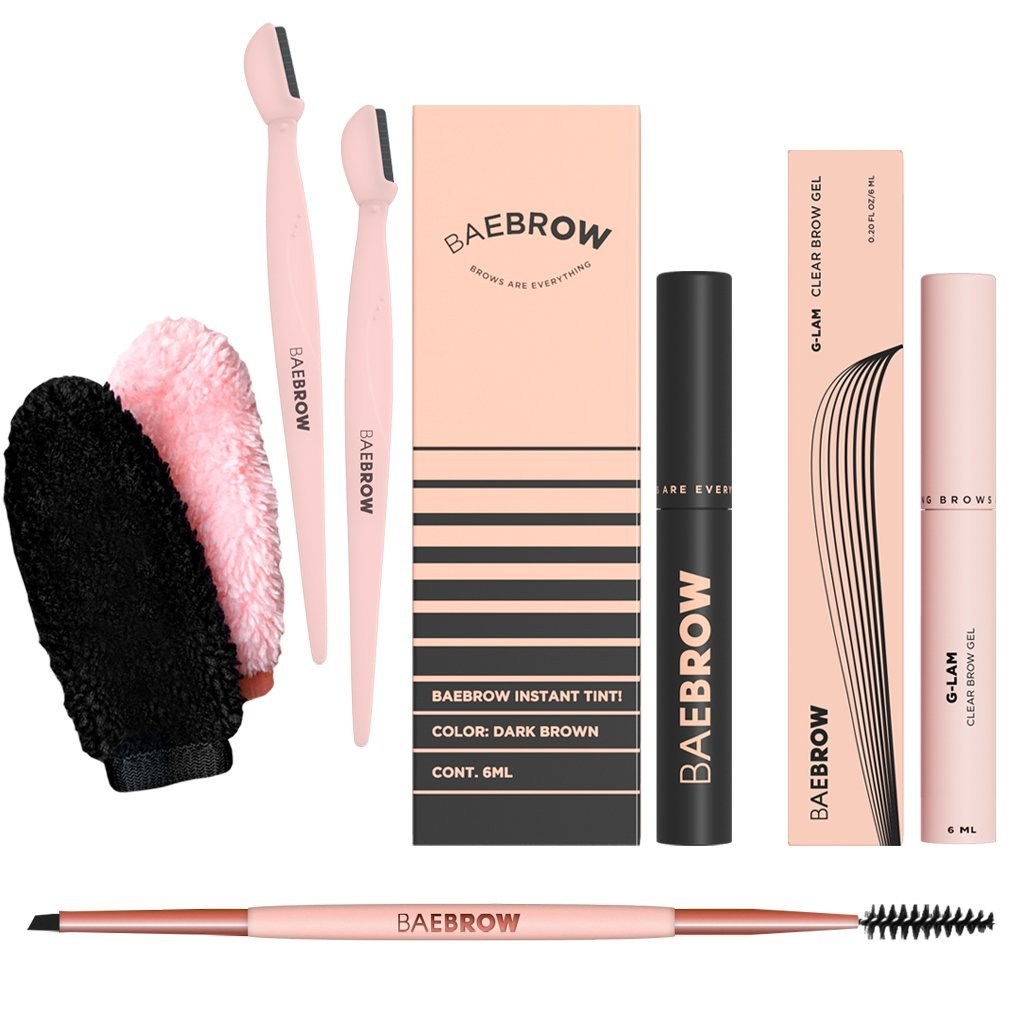 Brow Kit: Tint, Clean & Hold