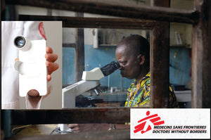 Doctors Without Borders finds best results with LabCam over two microscope adapters