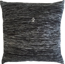 Norn Cushion Large - Black