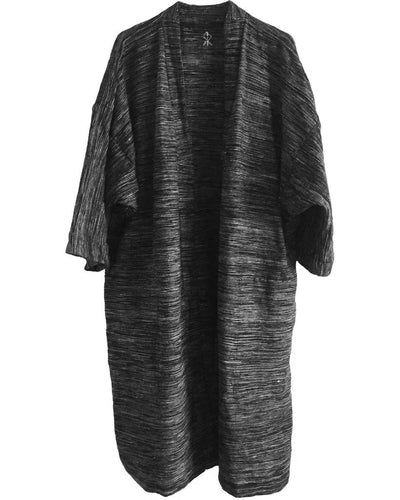 Norn Robe - Black