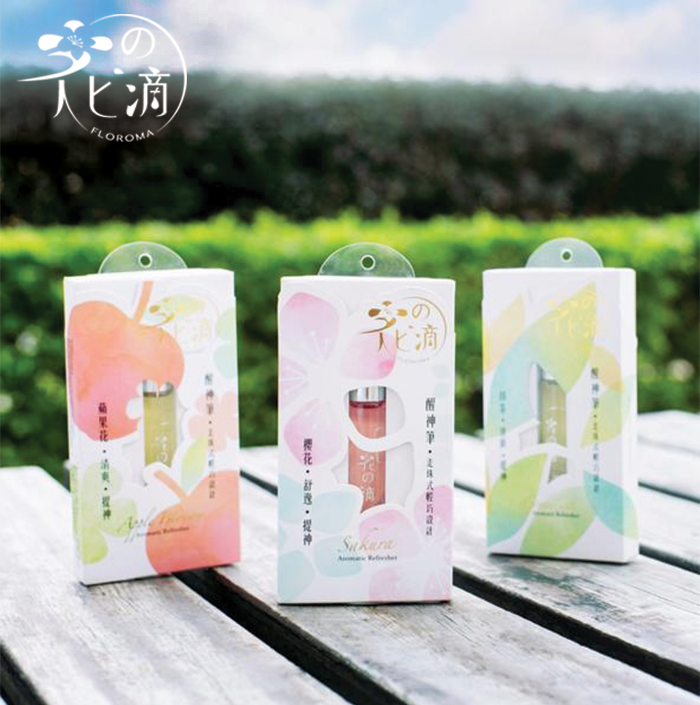 香水醒神筆 Functional Perfume 綠茶 櫻花 蘋果花 Green tea Sakura Apple blossom