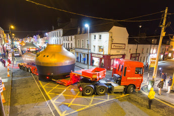 Boost to Irish Whiskey Sector as Irish Distillers to invest over €10m at Midleton Distillery