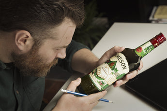 Jameson  2017 St. Patrick's Day Limited Edition is High Tech Connected