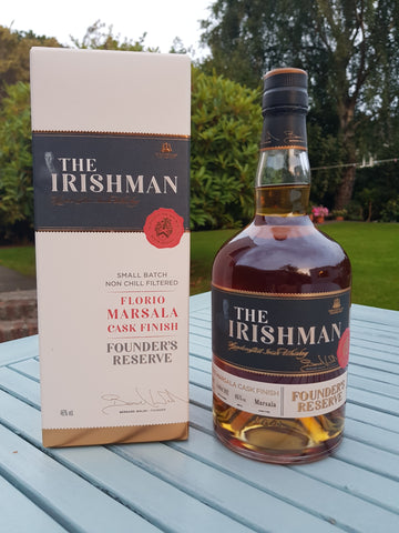The Irishman Founder's Reserve – Florio Marsala Cask Finish
