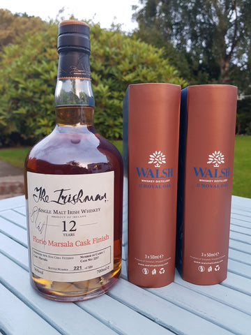 The Irishman 12 Year Old Single Malt – Florio Marsala Cask Finish