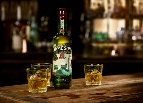 Jameson St. Patriok's Day Bottle
