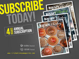Irish Whiskey Magazine Subscription - 4 issues