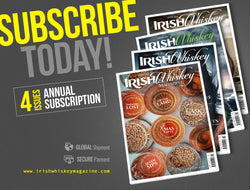 Irish Whiskey Magazine Annual Subscription - 4 issues