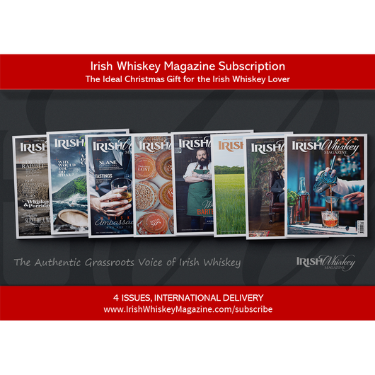 Irish Whiskey Magazine Subscription