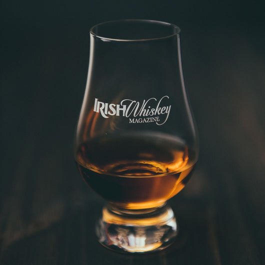 Irish Whiskey Magazine branded Whiskey Glass