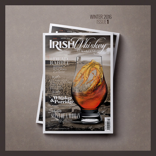 Issue #01 Irish Whiskey Magazine