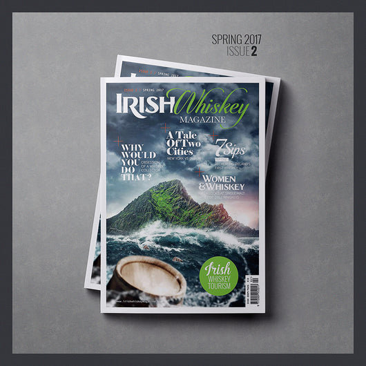 Issue #02 Irish Whiskey Magazine