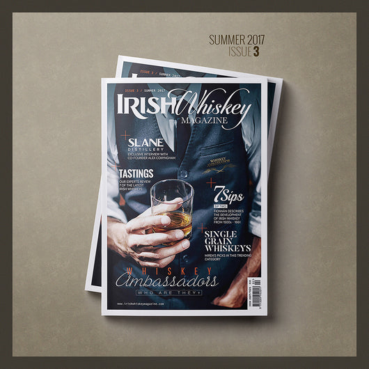 Issue #03 Irish Whiskey Magazine