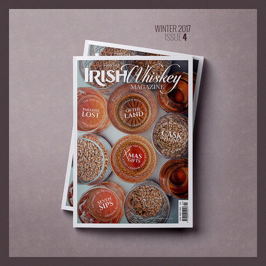 Issue #04 Irish Whiskey Magazine