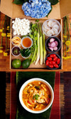 Tom Yum (Hot & Sour Soup)