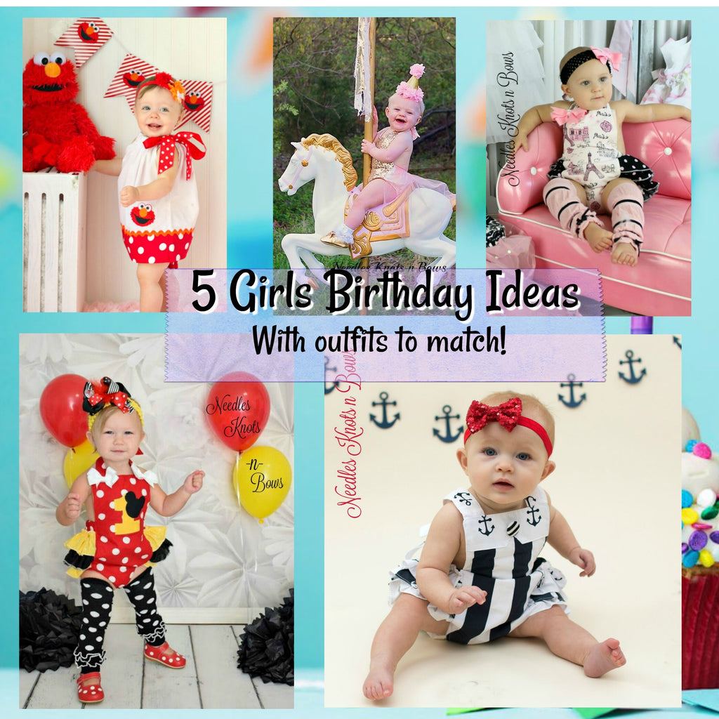 Top 5 Girls Birthday Party Ideas