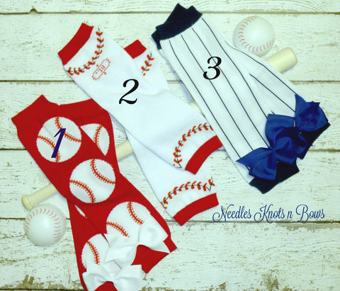 Baseball Legwarmers, Boys, Girls, Babies, Infants, Toddlers, Legwarmers, Dance, Crawlers, Accessories