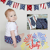 Boys 4th of July Outfit, Baby Boys Patriotic Outfit, Boys Tie Suspender Tshirt & Shorts Outfit, July 4th, Veterans Day Outfit
