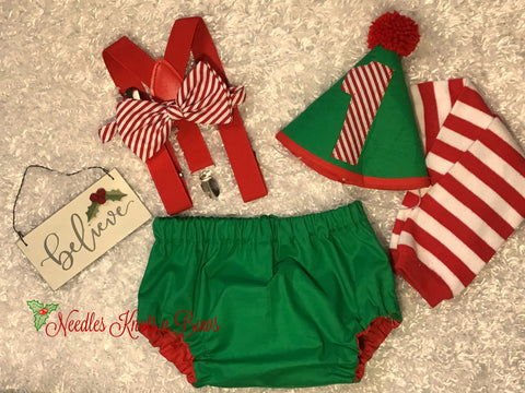 Boys Christmas Cake Smash Outfit, Baby Boys 1st Christmas Birthday, Christmas Birthday