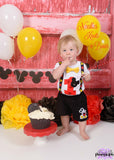 Boys Mickey Mouse 1st Birthday Outfit, Mickey Mouse Birthday, Boys Birthday Shirt