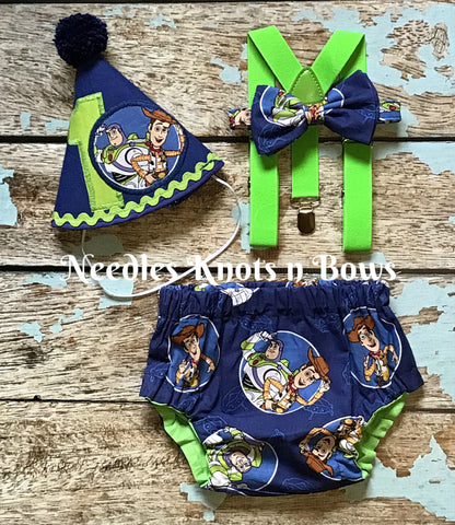 Boys Toy Story Cake Smash Outfit, Baby Boys 1st Birthday, Toy Story Birthday, Boys Clothing