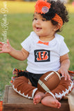 Girls Atlanta Falcons Outfit, Baby Girls Falcons Coming Home Outfit, Football / Cheerleader Outfit