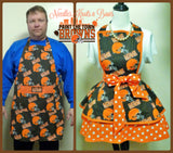 Cleveland Browns Apron, Browns Football Apron, Aprons, Mens / Womens Browns Apron