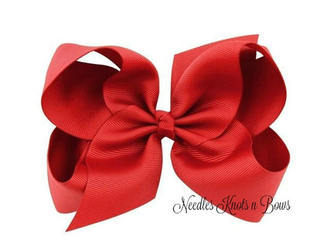 Christmas Hair Bows For Toddlers.Set Of 3 Christmas Hair Bows Girls 6 Christmas Hairbow Set