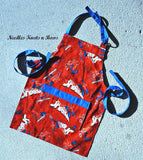 Boys Spiderman Apron, Kids Aprons, Aprons for Toddlers, Kids Cooking Class, Childs Apron