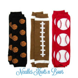 Basketball Leg Warmers, Football Leg Warmers, Baseball Leg Warmers, Boys, Girls, Accessories